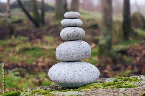 Fototapeten,zen,steinskulptur,kieselstein,mediterane küche