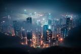 Fototapety Hong Kong