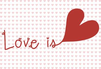 Love explanation