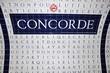 Concorde metro wall, Paris