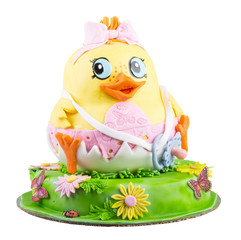 Children cake Chicken