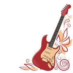 Guitar, Musik, Hintergrund