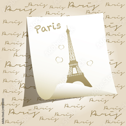 Post it Parigi