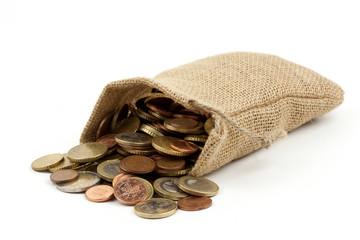 ein sack voller geld
