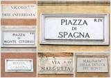 Vie famose del Centro Storico di Roma