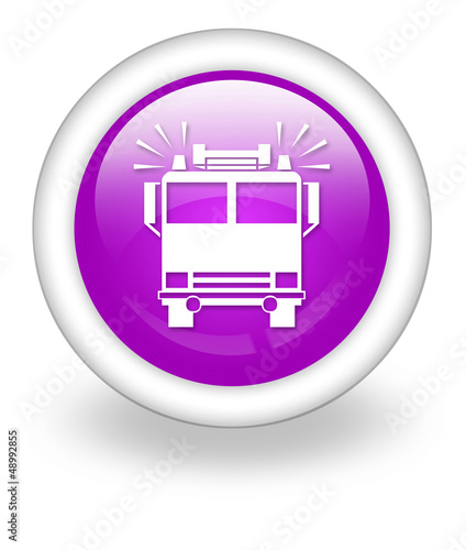 "Violet Icon ""Fire Engine"""