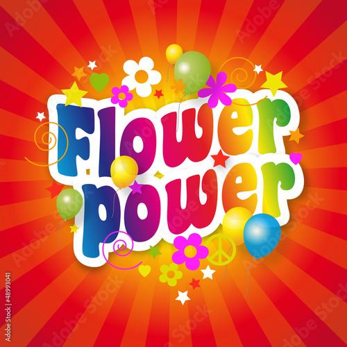 Flower power - 48993041
