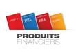 les produits financiers PEA, CODEVI, LIVRET A,PEL, LDD,