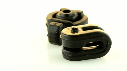 New black rubber car parts