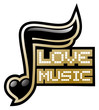 Love gold music