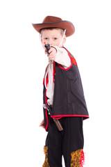 Knall Peng der Sherif ist da