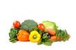 heap of vegetables