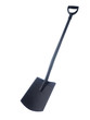 Black shovel