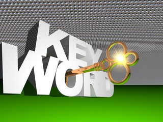 Keyword Goldschlüssel