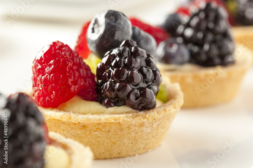 Fresh Homemade Fruit Tart