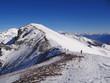 Ski de randonnée sur les cimes