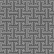 Seamless geometric key pattern