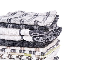 Tea Towels Isolated