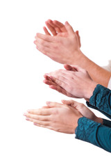 Human Hands Clapping