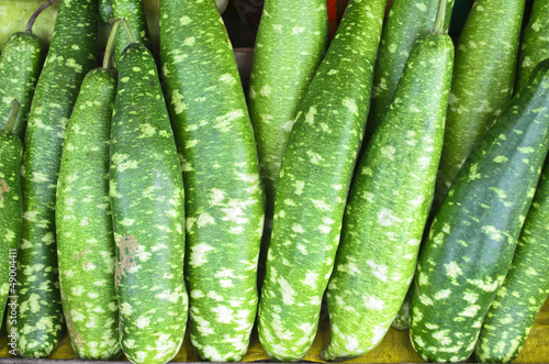 Stack of Bottle Gourds