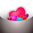 happy valentine's day celebration