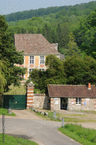 Normandie, Countryside in Lisors