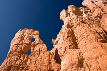 Formation rocheuse à Bryce Canyon - Utah, USA