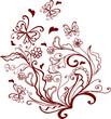 spring romantic background