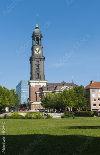 Hamburg Kirche Sankt Michel