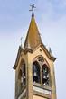 St. Maria Assunta church. Gropparello. Emilia-Romagna. Italy.