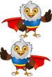 Super Bald Eagle Character - 3