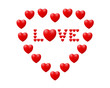 Love in the heart