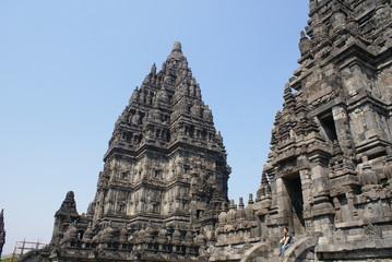 世界遺産 プランバナン寺院群