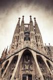 Fototapeta barcelona - budynek - Miejsce Kultu