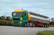 Sattelzug - Tanklastzug LKW