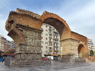 Arch of Galerius, Thessaloniki, Greece