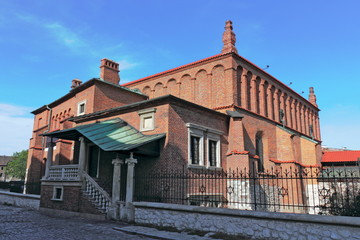 Alte Synagoge in Krakau