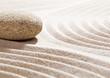 mineral landscape for zen mindset