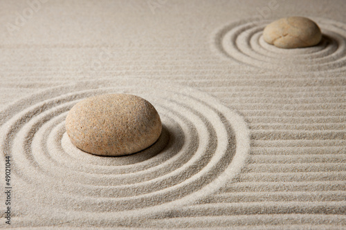 fototapete zen steine stein sand meditation pixteria. Black Bedroom Furniture Sets. Home Design Ideas