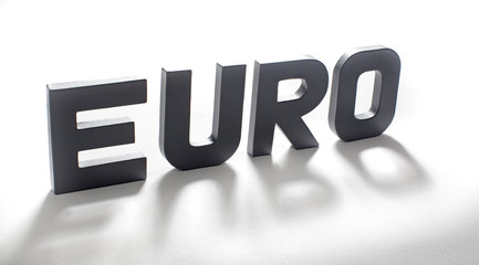 Euro in light and shade