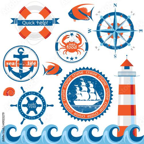 sea emblems