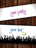 zettl-brettl td your party your text blanko I