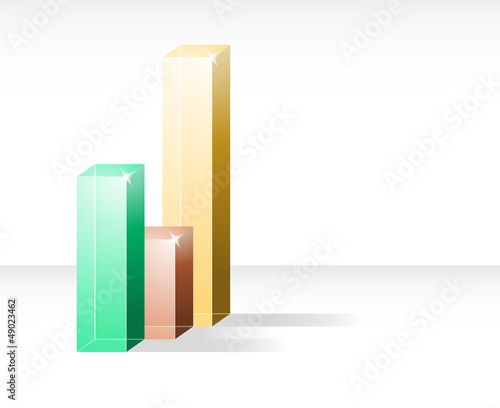 color 3d graph