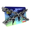 Chained credit card zoom