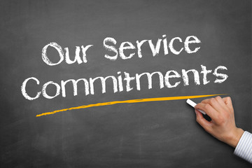 Our Commitments Service