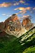 Sassolungo ,Val di Fassa, Italy Alps