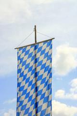 Bayerische Fahne
