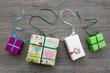 Geburtstagsparty - Geburtstagskarte - Geschenke