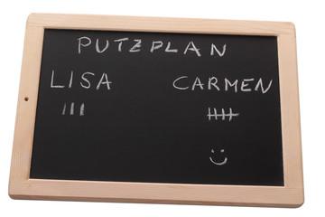 Putzplan