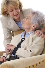 Aide à la personne - Soutien et affection